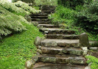 #18 Stairway (Blank inside)
