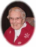 Sister Agnes Melly, CSJ (S. Francis Claire)