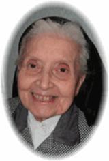 Sister Aline D'Orazio