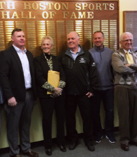 Nancy Brennan, CSJ,inducted into the South Boston Hall of Fame