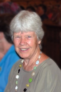 Sister Nancy Braceland receives award