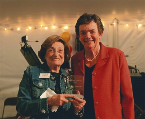 Sister Ellen Powers receives Regis Award