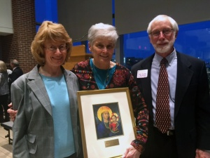 Marie Therese Martin, CSJ Receives Award