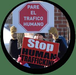 Jan. 12, 2020 – Anti-Trafficking Prayer Vigil