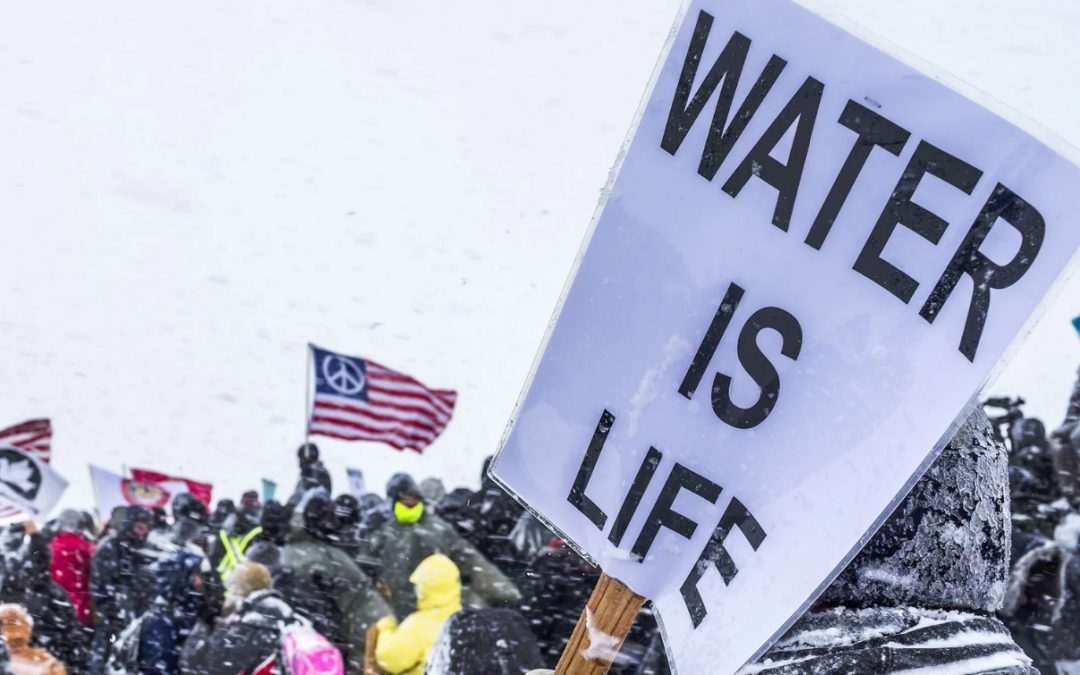 Statement of Solidarity with the Native Peoples of Standing Rock
