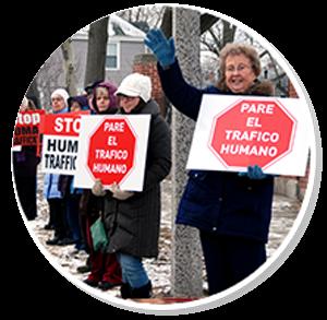 Anti‐Human Trafficking