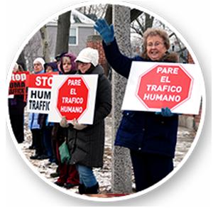 April 11, 2021 – Virtual Anti-Trafficking Prayer Service