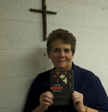 Jeannemarie Gribaudo, CSJ, authors her first book about developing theology in the 20th century