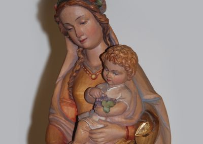 Madonna and Child resized