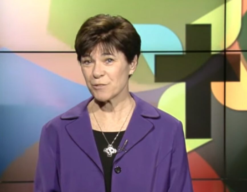 Sister Betsy Conway, CSJ, and National Catholic Sisters Week