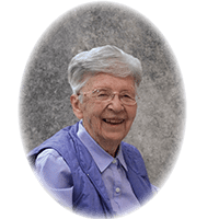 Sister Cecilia Agnes Mulrennan, CSJ