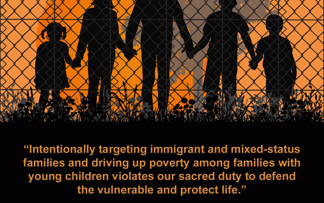 The U.S. Federation of the Sisters of St. Joseph  Calls for the Protection of Immigrants