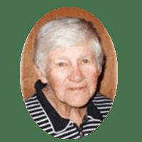 Sister Christiana Cronin, CSJ