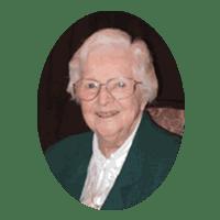 Sister Dorothy Melanson, CSJ