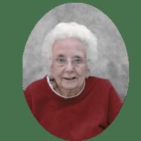 Sister Florence Barton, CSJ