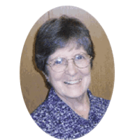 Sister Nancy Cavanaugh, CSJ