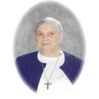 Sister Margaret Catherine Sims, CSJ