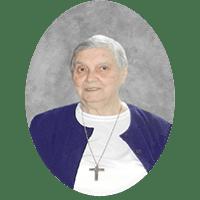Sister Margaret Catherine Sims, CSJ
