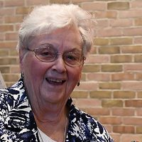 "Sister Bernadette receives ""Volunteer of the Year"" honor"