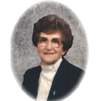 Sister Roberta Marie Brown, CSJ