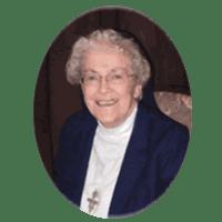 Sister Ricci Lloyd, CSJ