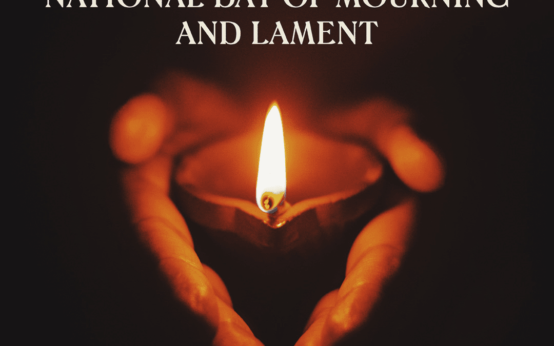 Sisters of St. Joseph Join in a National Day of Mourning and Lament