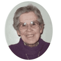 Sister Helen Halligan, CSJ