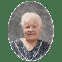 Sister Patricia Martin, CSJ