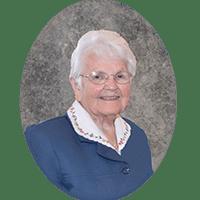 Sister Rita Marie McCormack, CSJ