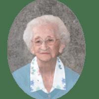 Sister Waltrude Dennis, CSJ