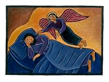 Lent 2021 Week 4: Joseph, the Father, the Disenfranchised, the Refugee, the Dreamer