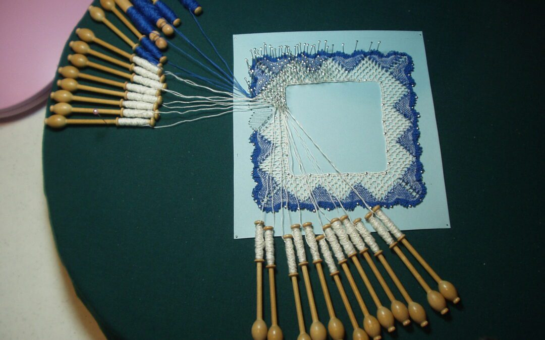June 21-25: Traditional Lace Making Lessons with St. Joseph Spiritual Ministries