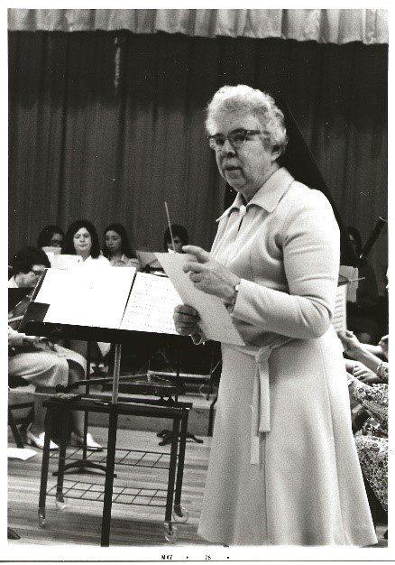 "Aug. 7: Sister Blanche's Palmer ""Pocket"" Metronome"